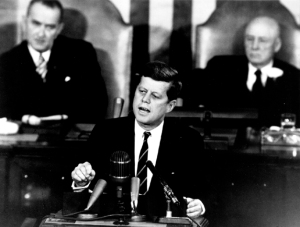 Kennedy Requests Funding for Apollo