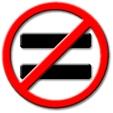 not-equal-symbol