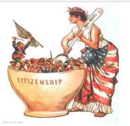 Melting Pot Lady Liberty