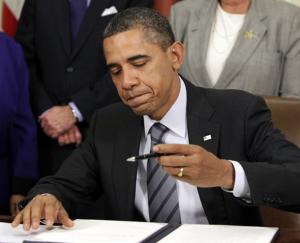 Obama Exec Order