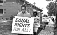 1960s Equal Rights