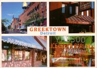 Greektown DTW