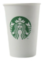 Coffee cup Starbucks