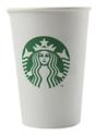 Coffee cup Starbucks