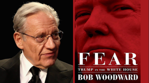 Woodward and Book Cover